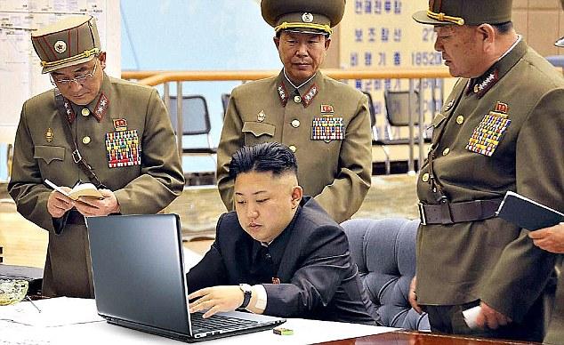 迷一样的朝鲜互联网 军事专家:有能力发起网络战争