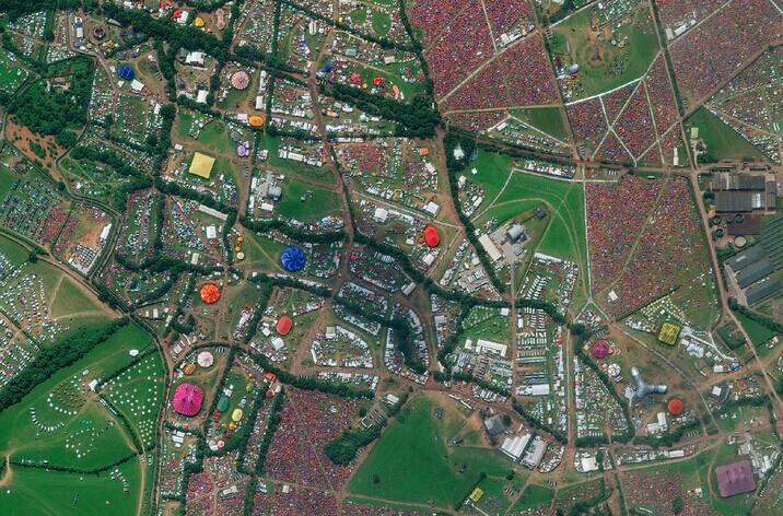 2014年最佳卫星照片:来自世界各地的卫星图像争夺年度最佳卫星照片
