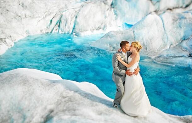 8个环游世界举办的最壮丽的婚礼