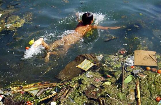 20个图片看看中国污染的真相