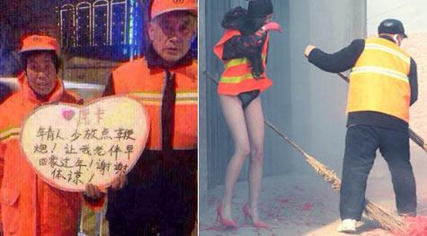 过年放不放鞭炮:看了这两张图,你放不放鞭炮?