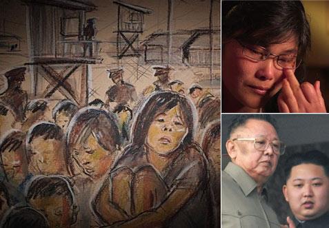 朝鲜监狱老鼠被吃光:叛逃者揭示朝鲜残酷的劳改营真相