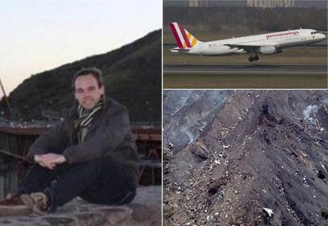 我们的目的是要摧毁飞机:德国之翼航班4U9525副驾驶制造坠机