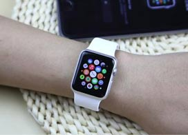 2015年最佳装逼神器:戴Apple Watch的这一天