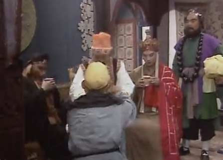墓记笔记之西游瓮中捉猴 唐僧师徒也看不下去了