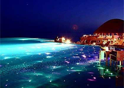 22个全球最酷的游泳池 别人家的游泳池