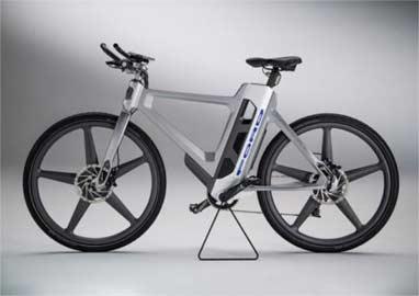 福特发布智能电动自行车 颜值爆表配卫星导航功能