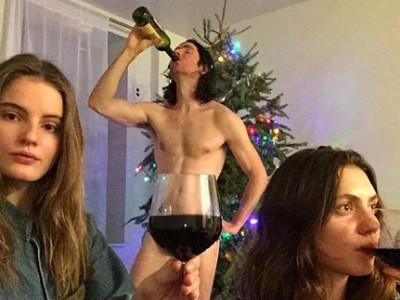 谁说模特没有幽默感?看看22岁瑞典模特的Instagram
