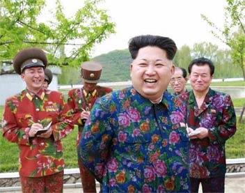 时尚归时尚!三胖东北棉袄终极版 毫无违和感