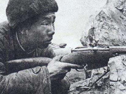 10大狙击手!中国士兵凭无瞄准镜步枪跻身其列