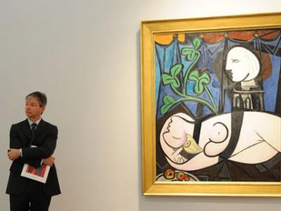 中国富豪购买西方大师油画作品 价格TOP10