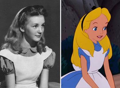 爱丽丝梦游仙境的原型原来是她