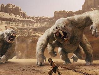 12个自然界已灭绝的远古巨大怪异动物