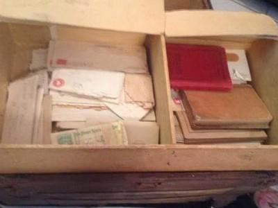 男子整理爷爷生前留下的箱子 挖掘出隐藏近一世纪的秘密