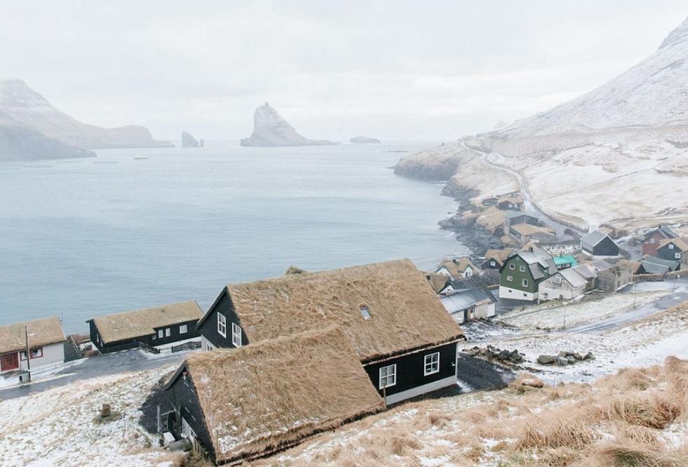 最孤独的群岛 一个村庄只有9个人