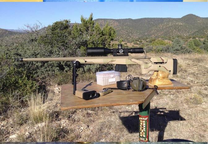 美军特种部队狙击手以后都将用这种子弹