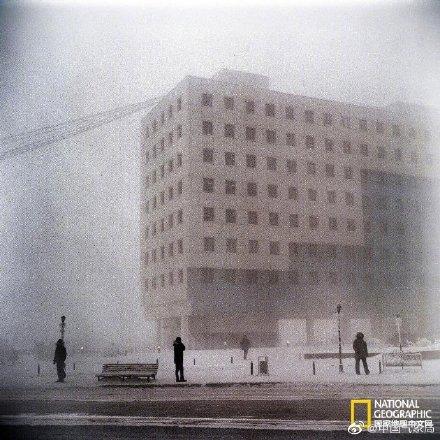 雅库茨克 世界上最冷的城市
