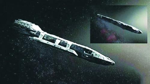 奥陌陌身份或被逆转 科学家称它可能是一艘宇宙飞船?