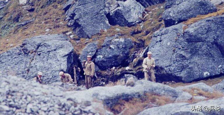 1967年印军入侵乃堆拉枪杀我1名连长 我军被迫击毙67名印军