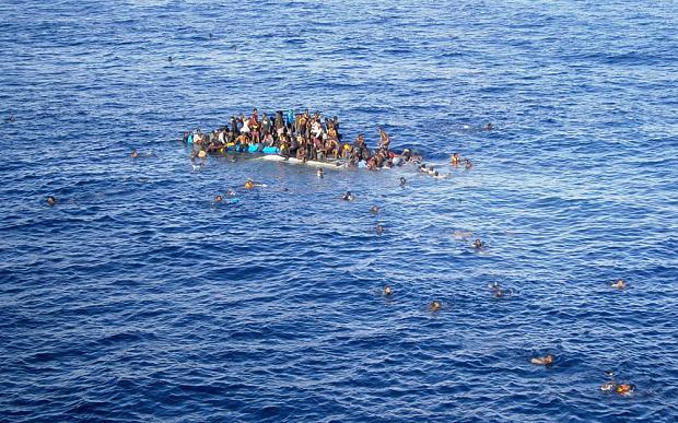 痛心!深海捞出1000具腐尸 牵出欧洲最惨烈人口贩卖案