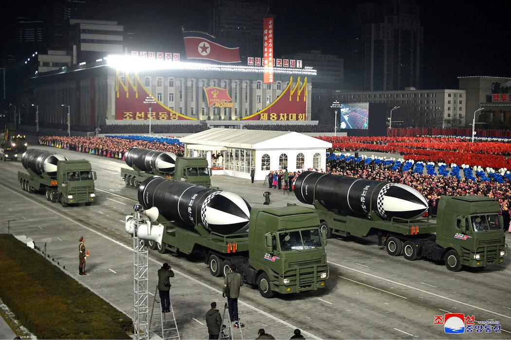 朝鲜问题迫使拜登在美中关系之间寻求平衡