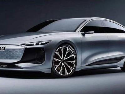 奥迪A6 e-tron明日全球首发 概念车官图赏析