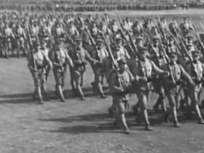 1944年日本真实拍摄的抗日战争纪录片
