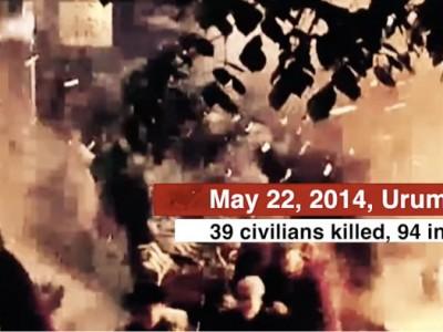 【视频】乌鲁木齐早市暴恐案现场视频首次公开 致39死90多伤