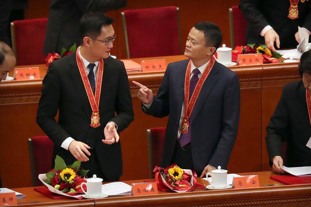 """""""消失""""的马云给中国商界大佬们带来的启示"""