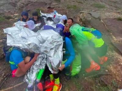 甘肃白银百公里山地马拉松事故已致21人遇难