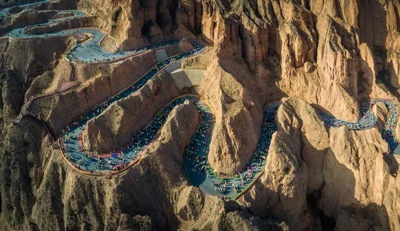 白银山地马拉松遭遇了怎样的极端天气  参赛者讲述赛事过程及惊魂经历