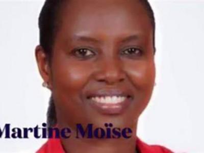 """【海地总统遇刺身亡】海地第一夫人遇袭后首发声 指责""""雇佣兵""""刺杀了总统莫伊兹"""