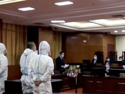 【视频】北大学生弑母案吴谢宇庭审过程实录首次曝光