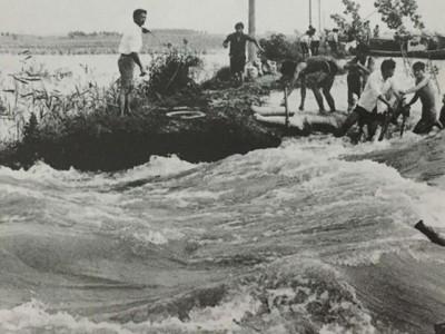 河南特大洪涝灾害致302人遇难 回顾75年河南特大水灾几十万人无家可归
