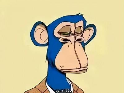 库里18万美金买的猴子头像什么来头 为什么那么贵