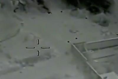 【视频】美称已击毙喀布尔机场空袭策划者 无人机定点清除画面曝光