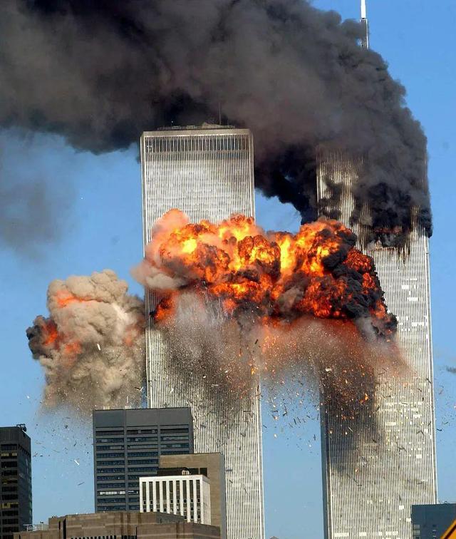 9·11过去20年美国醒了吗 回顾美国9·11恐怖袭击画面